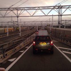 Eurotunnel - es geht los !
