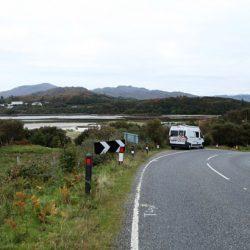 Arisaig, Mallaig und die Fähre auf die Isle of Skye