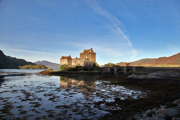 6. Tag: Eilean Donan Castle