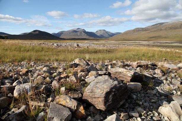 7. Tag: Der wunderbare Norden von Schottland. Inverness, Loch Ness, Drumbeg Viewpoint