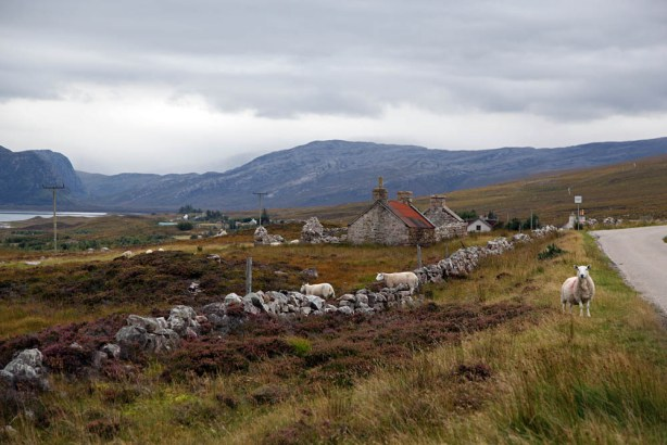 8. Tag: Nordwest Highlands: Von Drumbeg zur Nordspitze Schottlands