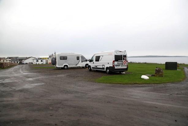 Campingplatz in John O'Groats