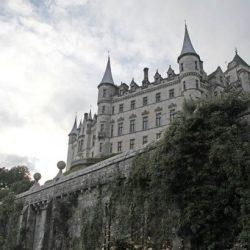 An der Ostküste Schottlands: Dunrobin Castle