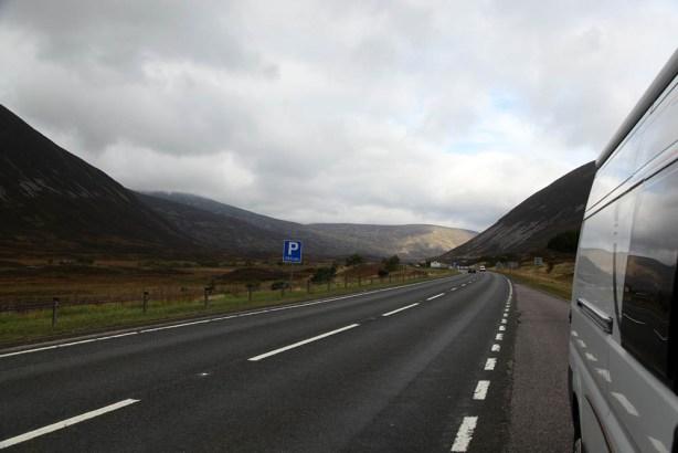 Südlich von Inverness