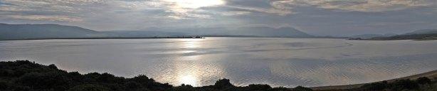 Ein weiteres Panorama vom Dornoch Firth, kurz vor Inverness