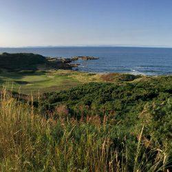 Schönes Spiel - wir golfen in Hopeman an der Ostküste in Schottland