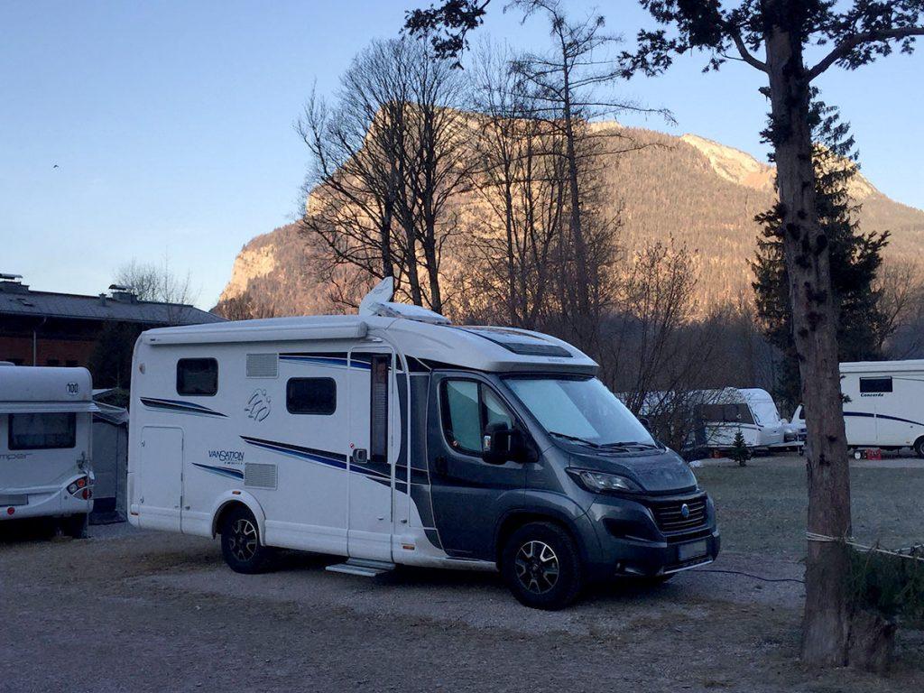 Camping Grubhof Österreich