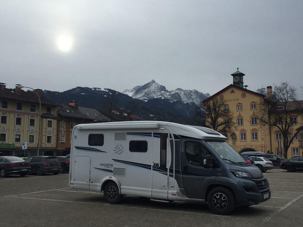 Womi in Garmisch