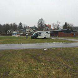 Wohnmobilstellplatz am Noor Eckernförde