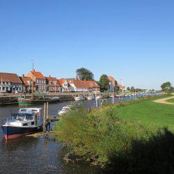 Erster Teil unseres Wohnmobil-Reiseberichts nach Dänemark: durch ganz Deutschland bis nach Ribe