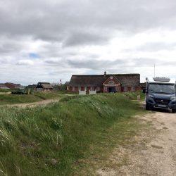 Fanø Golf Links - wir spielen in Dänemark auf einem wunderbaren Dünenplatz