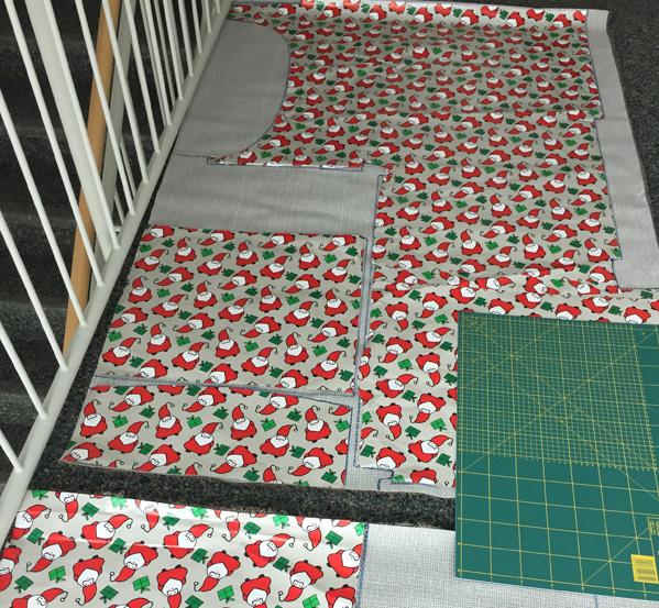 Teppich fürs Wohnmobil günstig selbermachen