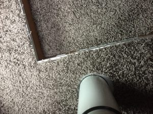Teppich im Wohnmobil