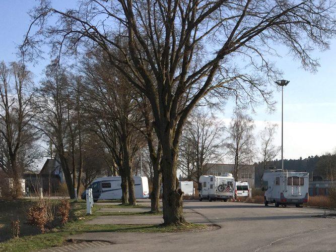 Wohnmobil Stellplatz Bad Wörishofen