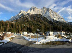 Reisebericht Wohnmobil Zugspitze
