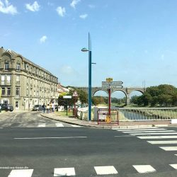 Wimereux in Richtung Boulogne
