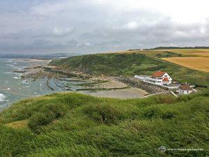 Wohnmobil Reisebericht Bretagne und Normandie