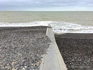 Meer in Cayeux