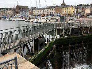 Hafen von Fécamp