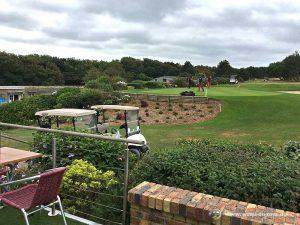 Golf Etretat Clubhaus Carts