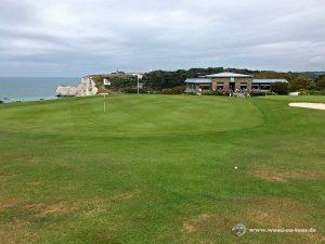 Golf Etretat Clubhaus