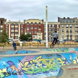 Skaterpark Le Havre