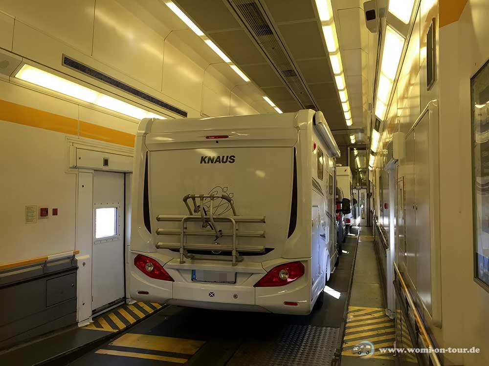 Dover Calais Tunnel >> Mit dem Wohnmobil nach Schottland: Tipps und Routen