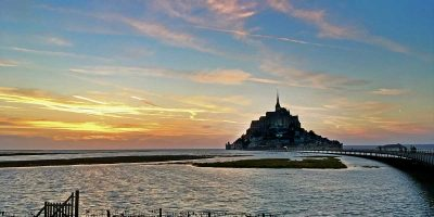 Tag 8: Der Mont-Saint-Michel