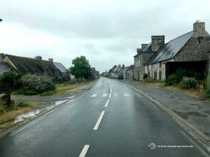 Steinfassaden dominieren den Hausbau in der Bretagne