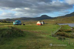 Reiseratgeber: Mit dem Wohnmobil nach Schottland. Tipps und Routen.