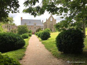Abbaye de Beauport bei Paimpol