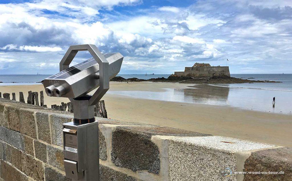 Saint Malo Fort National