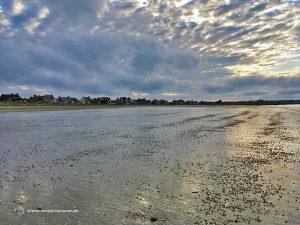 Der Strand in Saint-Benoit-des-Ondes