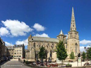 Basilique Saint Tugdual in Tréguier