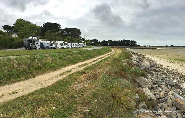 Tag 13: Über Lannion und Morlaix bis zum Fährhafen Roscoff