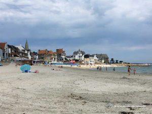 Strand von Larmor Plage