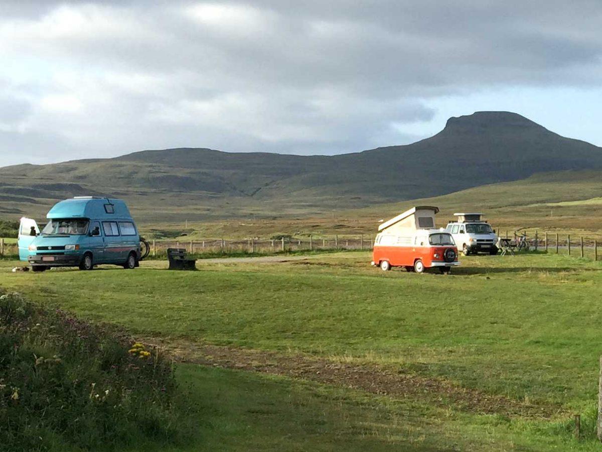 Mit dem Wohnmobil nach Schottland: Tipps und Routen