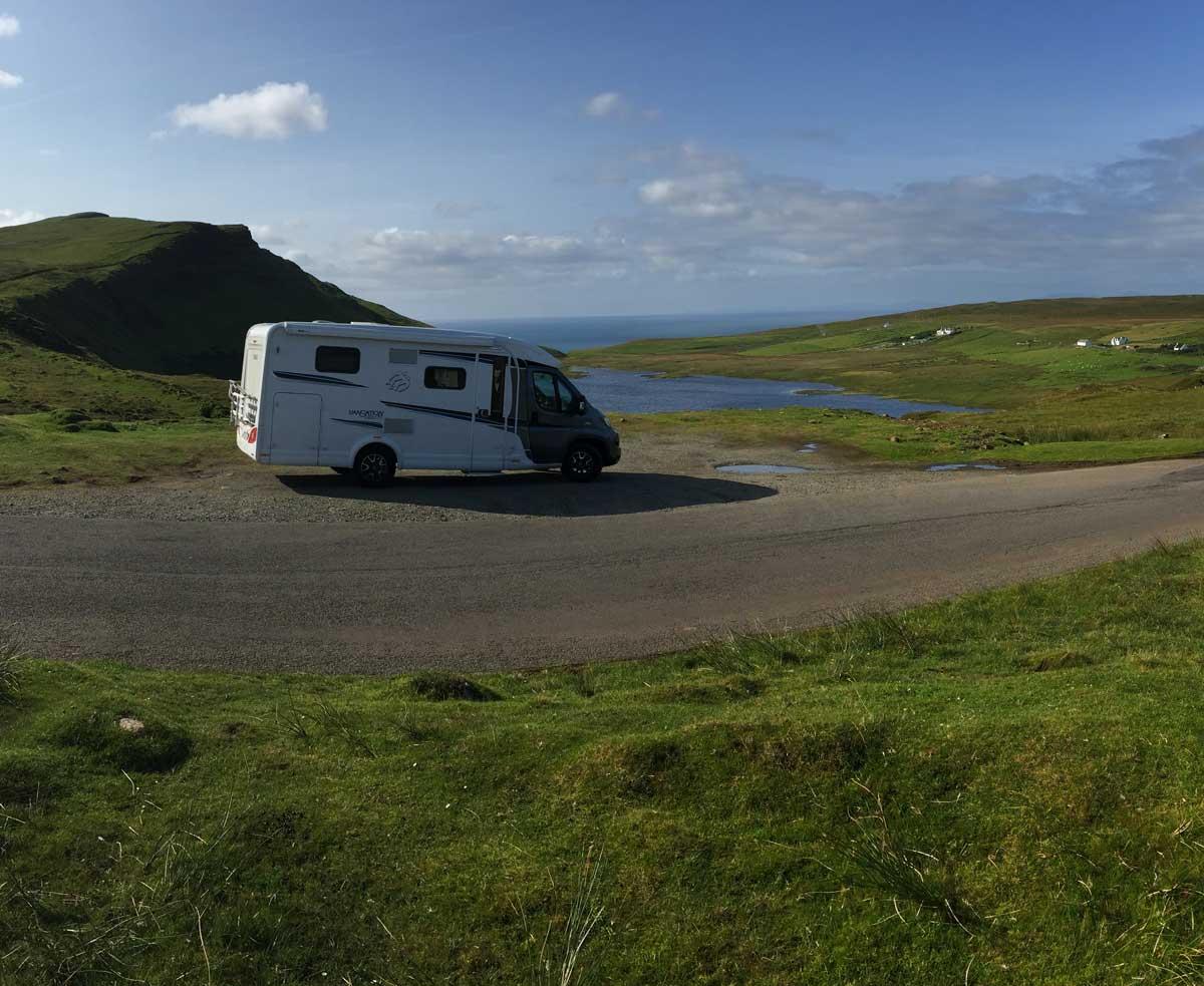 Wohnmobil Reiseberichte mit Stellplätzen, Routen und vielen Bildern